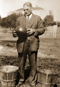 James Naismith Original Rules of Basketball The College Basketball Experience