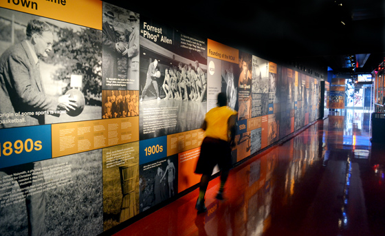 The College Basketball Experience is a must-see for March Madness fans in Kansas City