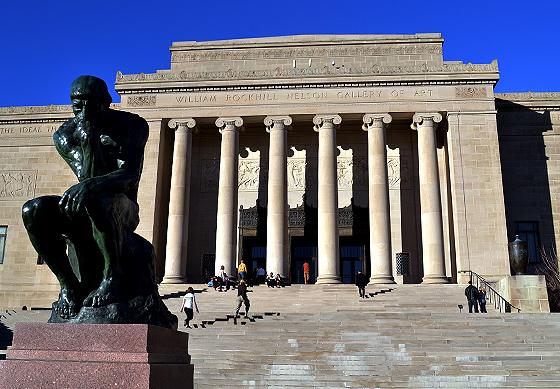 Nelson-Atkins Museum of Art in Kansas City
