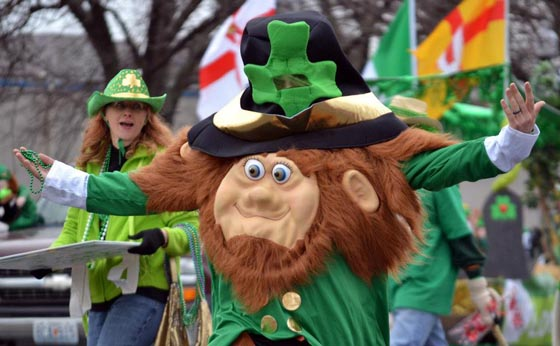 Guide to St. Patrick's Day activities throughout Kansas City metro area