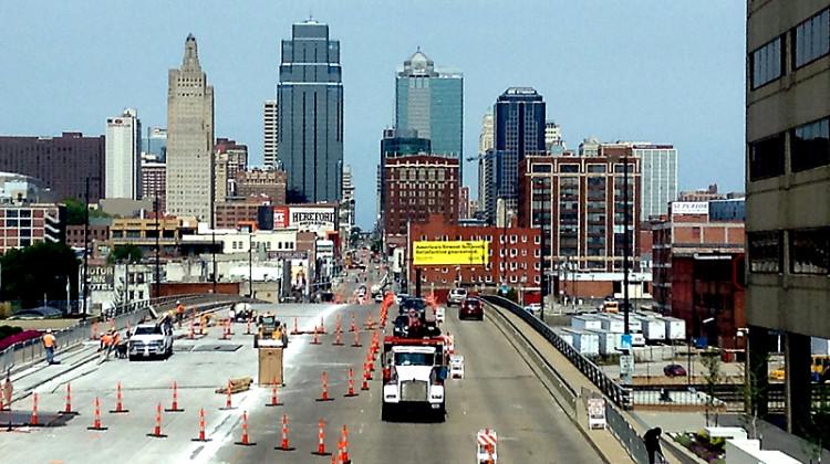 Driving in Kansas City