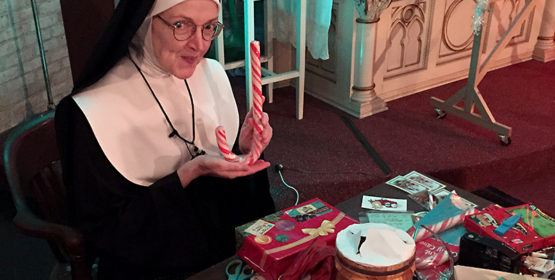 'Sister's Christmas Catechism' will put the jolly in the holidays at Starlight Indoors