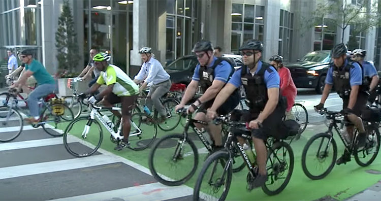 Kansas City builds on momentum to become more bike friendly
