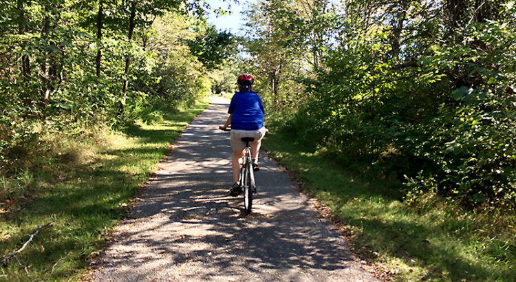 Katy Trail extended to Pleasant Hill allowing bikers and hikers full access to 287-mile route to St. Louis