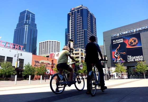 Kansas City cycling